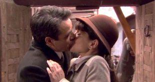 Carmelo bacia Mencia - Anticipazioni Il Segreto