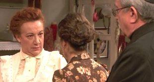 Dolores e Don Anselmo de Il segreto