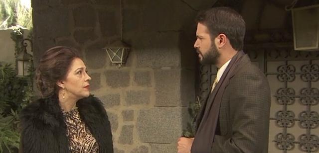 Donna Francisca e Severo