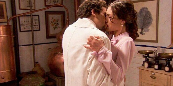 Elias e Camila - Il Segreto