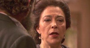 Maria Bouzas (Il segreto - Donna Francisca Montenegro)
