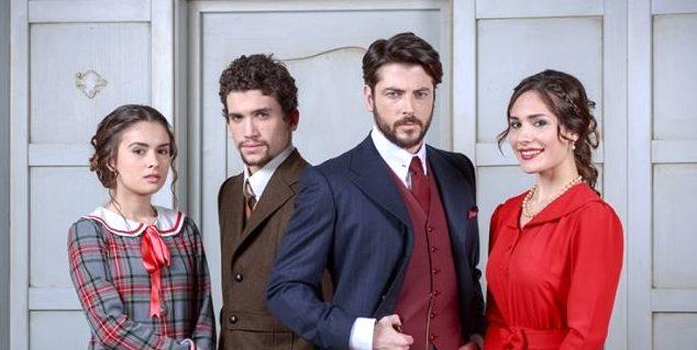 Beatriz, Elias, Hernando e Camila - Il segreto