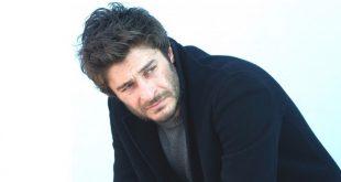 LINO GUANCIALE, protagonista maschile della fiction LA PORTA ROSSA