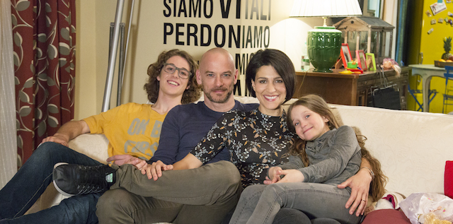 """""""Amore pensaci tu"""" su Canale 5"""