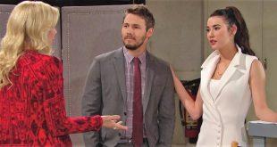 Brooke, Steffy e Liam - Beautiful