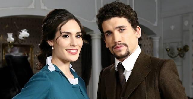 Camila ed Elias - Il Segreto
