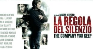 Film LA REGOLA DEL SILENZIO