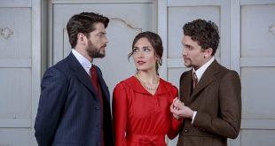 Hernando, Camila ed Elias, Il segreto