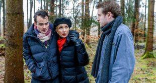David, Beatrice e Oskar, Tempesta d'amore © ARD Christof Arnold