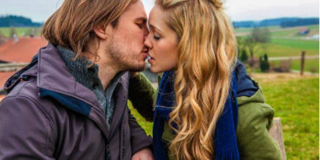 William bacia Ella, Tempesta d'amore ARD Christof Arnold