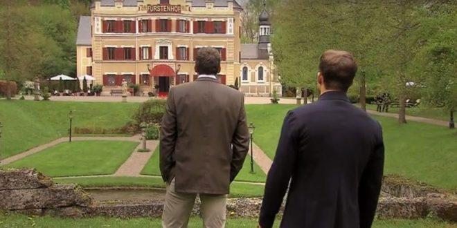 Boris e Christoph Saalfeld, Tempesta d'amore (Screenshot)