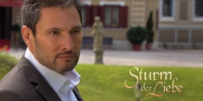 Christoph Saalfeld, Tempesta d'amore (Screenshot)