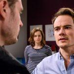 Tempesta d'amore, anticipazioni puntate tedesche: Tina tradisce David, che fugge dal Fürstenhof da latitante!