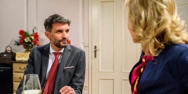 Luca Zamperoni interpreta Diego Alvarez, Tempesta d'amore ARD Christof Arnold