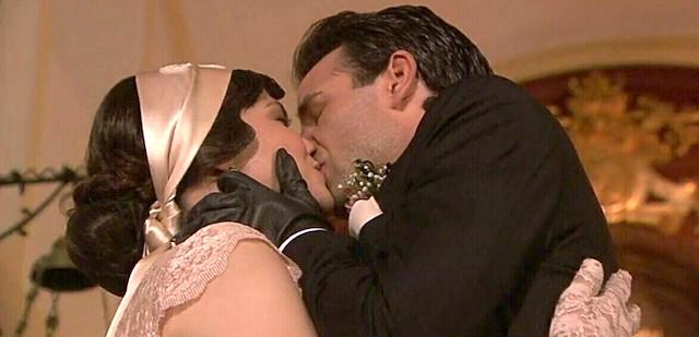 Carmelo e Mencia, le nozze - Il segreto