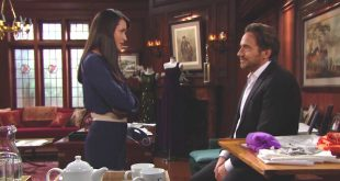 RIDGE e QUINN di Beautiful (Thorsten Kaye e Rena Sofer)