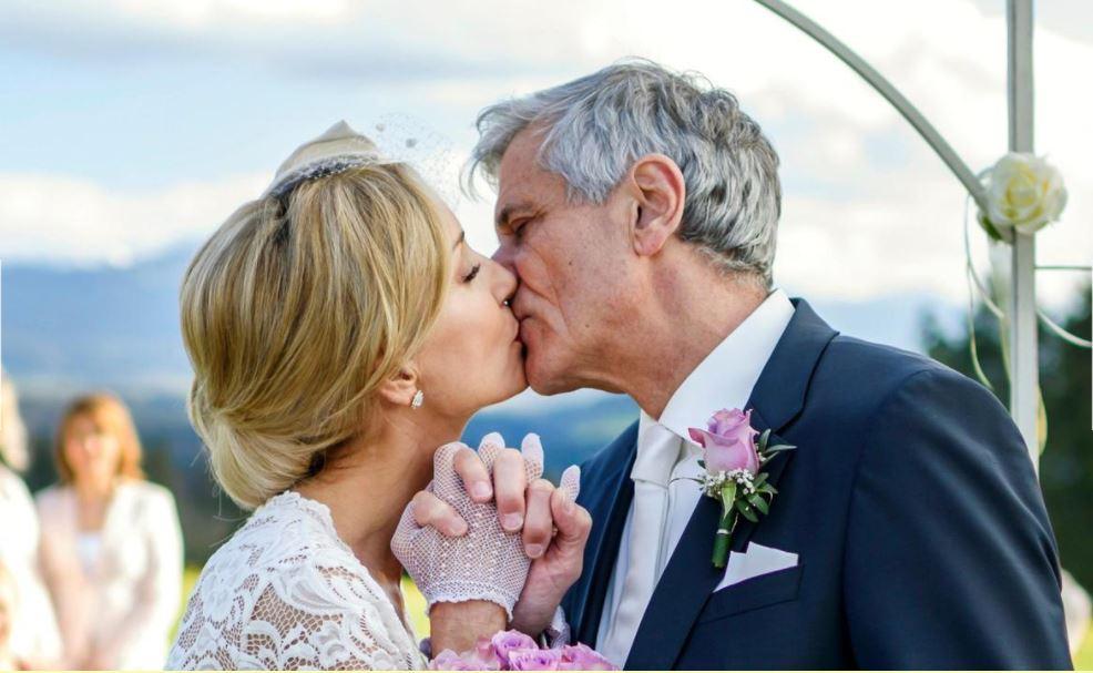 Matrimonio di Beatrice e Friedrich, Tempesta d'amore © ARD/Christof Arnold