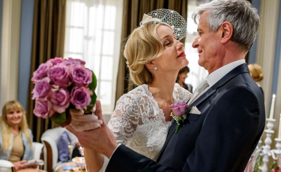 Matrimonio di Beatrice e Friedrich 5, Tempesta d'amore © ARD Christof Arnold