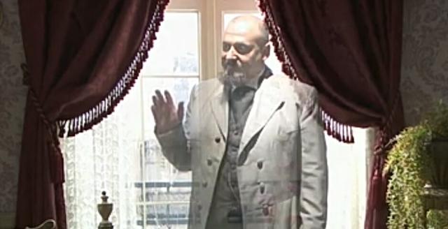 Il fantasma di Maximiliano - Una vita