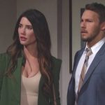 Beautiful, anticipazioni americane: STEFFY spara a SHEILA