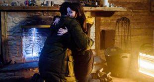 Adrian e Clara in baita, Tempesta d'amore ARD/Christof Arnold
