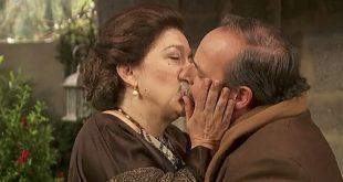 Bacio Francisca - Raimundo / Il segreto