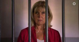 Charlotte in prigione, Tempesta d'amore © ARD (Screenshot)
