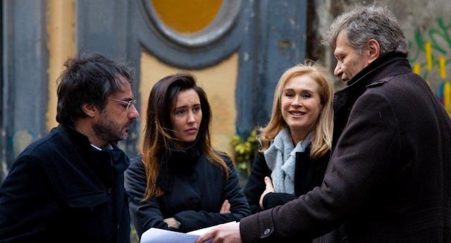 Fabio Sabbioni, Alberto Rossi, Ilenia Lazzarin e Marina Giulia Cavalli