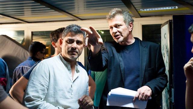 Fabio Sabbioni e Peppe Zarbo