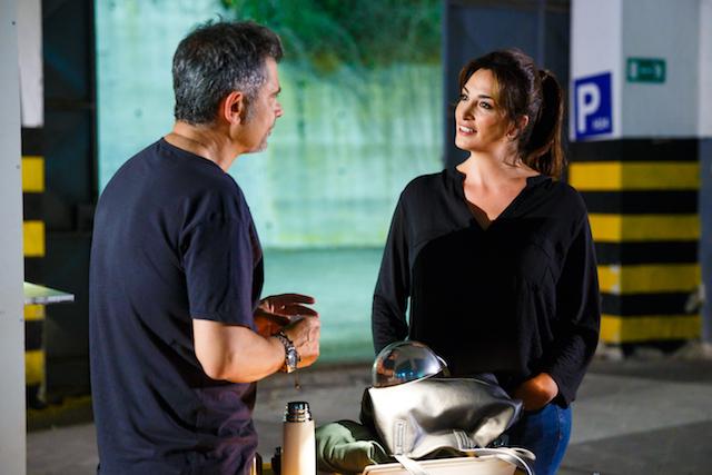 FRANCO (Peppe Zarbo) e LUISA (Sonia Aquino) / Un posto al sole