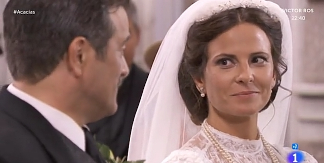 Anticipazioni Una Vita |  il matrimonio di LEANDRO e JULIANA va in porto grazie a VICTOR!