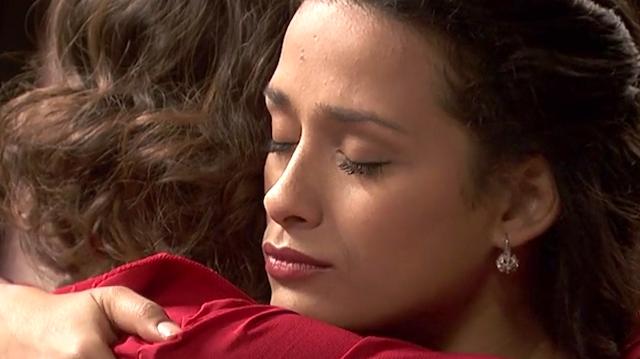 Anticipazioni Il Segreto    LUCIA confessa a CAMILA di essere sempre stata innamorata di
