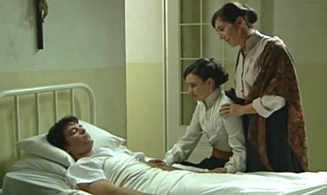 Anticipazioni Una Vita    LIBERTO procura a PABLO un dottore per l'operazione!