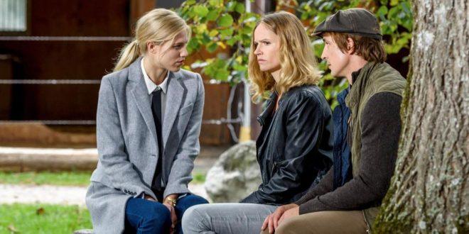 Alicia, Jessica e Viktor, Tempesta d'amore © ARD/Christof Arnold