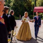 Robert al matrimonio di Charlotte e Werner, Tempesta d'amore © ARD Christof Arnold