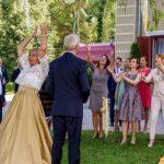 Robert e Eva al matrimonio di Charlotte e Werner 1, Tempesta d'amore © ARD Christof Arnold