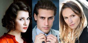Romy, Paul e Jessica, Tempesta d'amore
