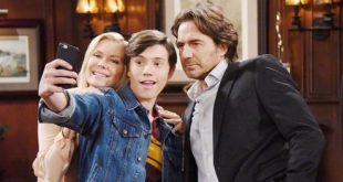 Brooke, RJ e Ridge / Beautiful