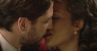LUCIA e HERNANDO, il bacio / Il segreto
