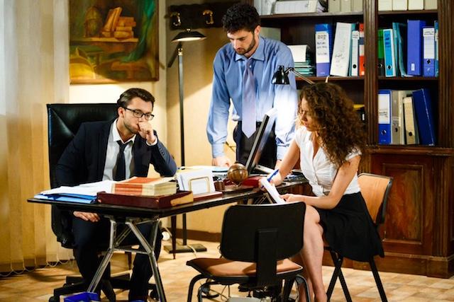 Niko, Susanna e Ugo / Un posto al sole
