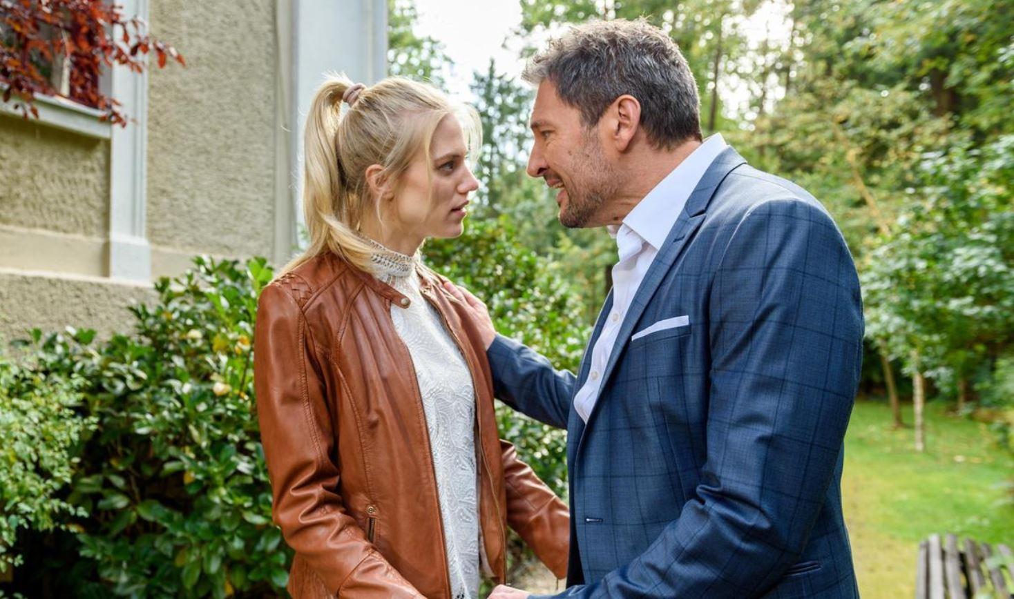 Tempesta d'amore, anticipazioni puntate tedesche: Alicia si allontana da Christoph e… sogna Viktor!