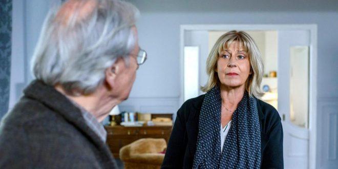 Charlotte incontra Gottfried, Tempesta d'amore © ARD/Christof Arnold