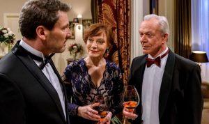 Christoph, Susan e Werner, Tempesta d'amore © ARD/Christof Arnold