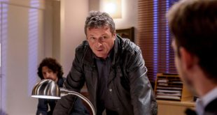 Il commissario Meyser arresta Boris, Tempesta d'amore © ARD/Christof Arnold