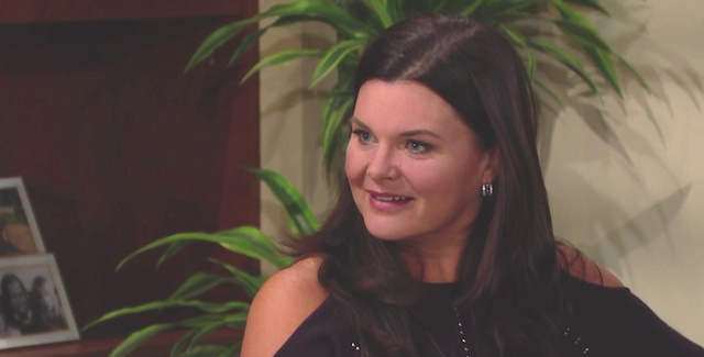 KATIE LOGAN (Heather Tom) / Beautiful