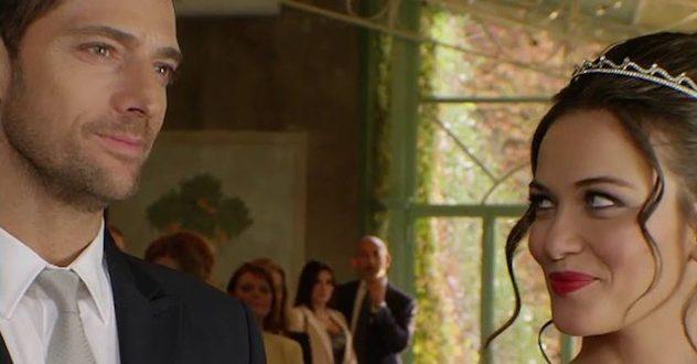 Matrimonio Edoardo e Fiamma / Le tre rose di Eva 4