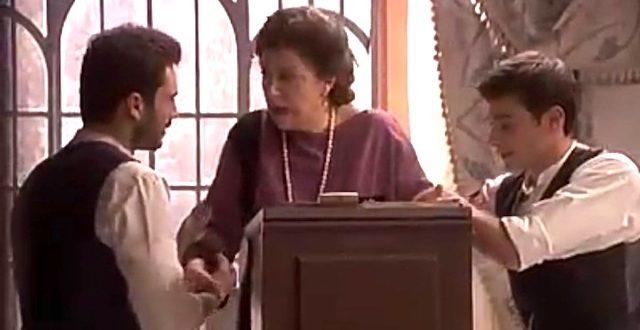 Saul, Prudencio, Francisca / Il segreto