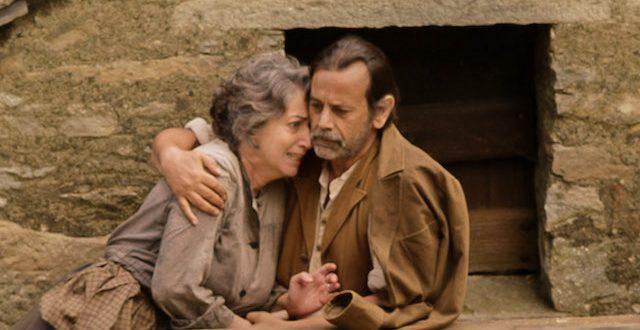 Alessandra Costanzo e Nicola Rignanese (Anna e Vito Prizzi) - Sacrificio d'amore