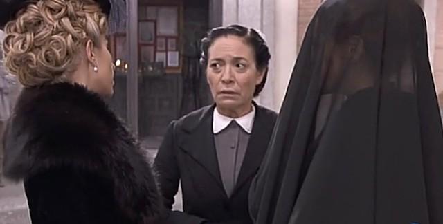 """Anticipazioni Una Vita: CAYETANA è la """"mandante"""" di SARA RUBIO ORTIZ?"""
