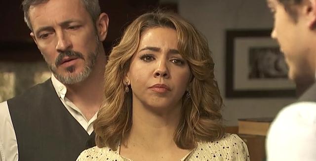 EMILIA, ALFONSO e MATIAS / Il segreto